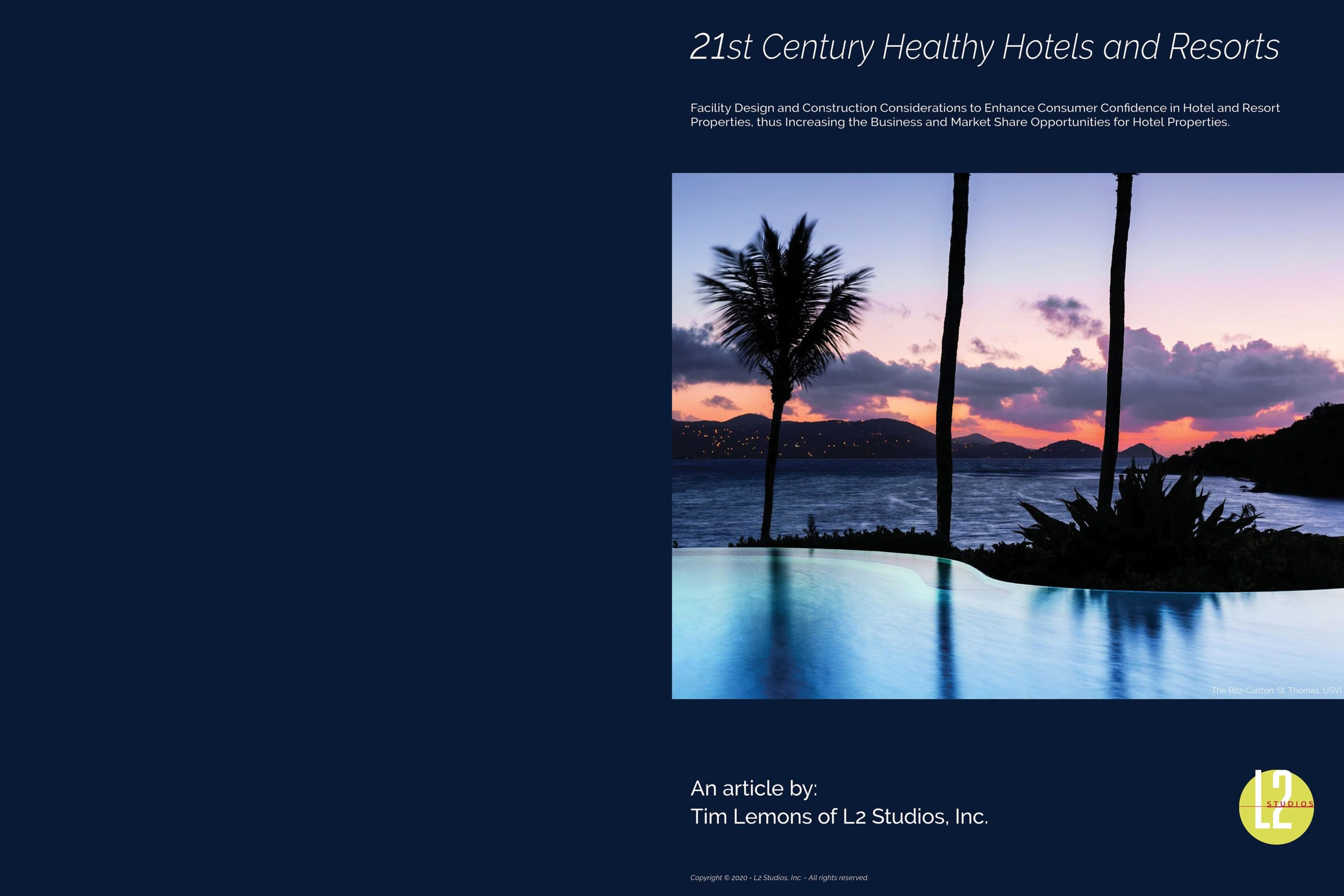 21st Century Healthy Hotels and Resorts